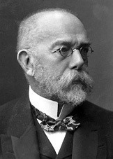 Robert Koch: Won Nobel Prize in 1905 in Physiology or Medicine for discovery related to Tuberculosis