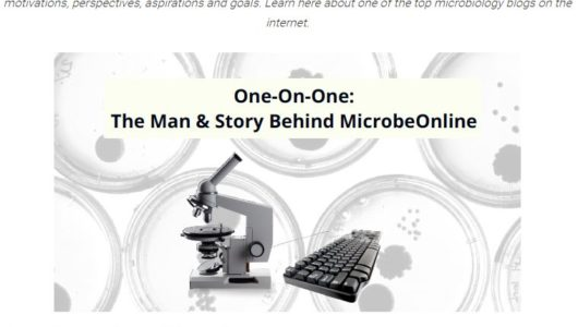 How I became Microbiologist- my interview in idstewardship